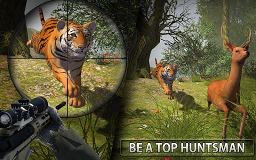 叢林動物狩獵