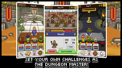 Download Knights of Pen & Paper +1 MOD APK 9