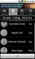 Screenshot of SilverBug