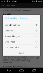 Call Guard-SMS & Call Blocker- screenshot thumbnail