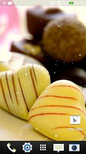 甜蜜的心動態壁紙|玩個人化App免費|玩APPs