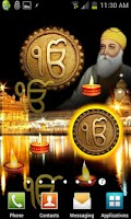 Screenshot of Guru Nanak HQ Live Wallpaper