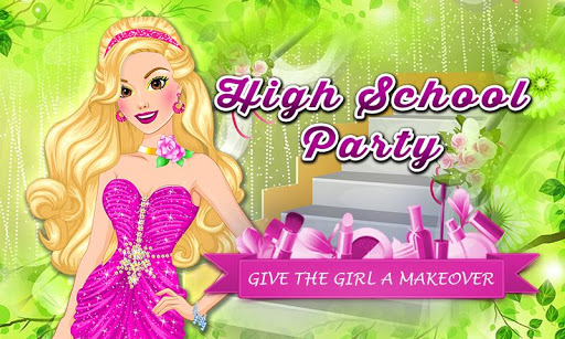 High School Party: Make Up