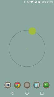 Turning Circle Live Wallpaper