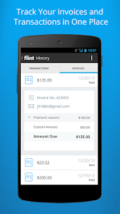 Flint - Accept Credit Cards - screenshot thumbnail