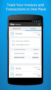 Flint - Accept Credit Cards - screenshot thumbnail