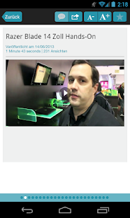 Gizmodo.de - screenshot thumbnail