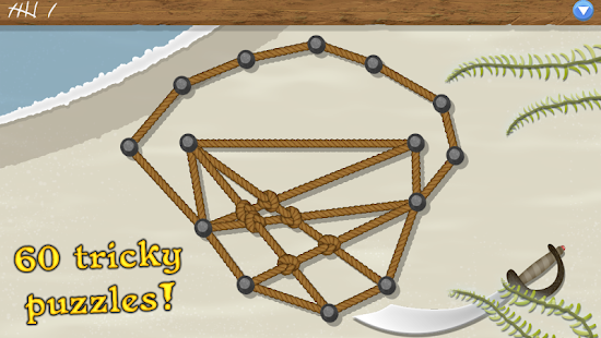 Knotty Ropes v1.1 APK For Android