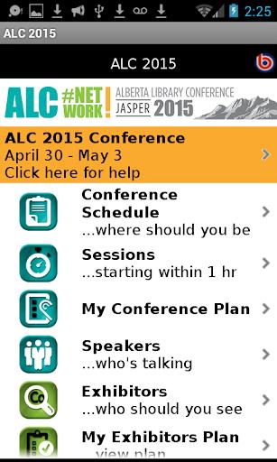 ALC 2015