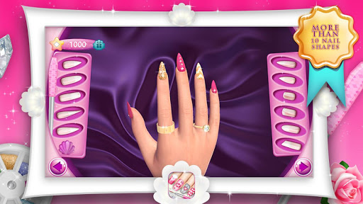 Fashion Nails 3D Girls Game 8.0.1 screenshots 1