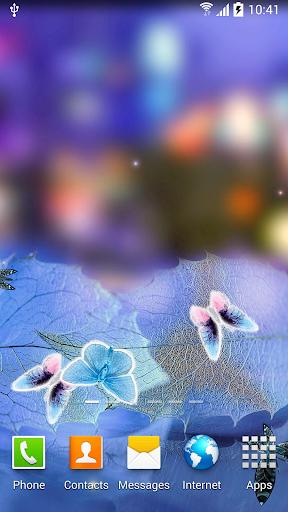 Abstract Butterflies Wallpaper 1.0.8 screenshots 1