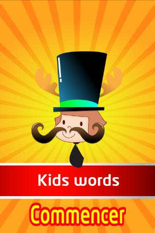 Kids Words