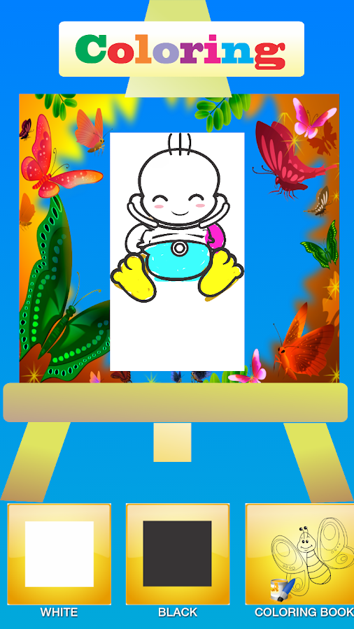 Coloring For Kids Android Apps On Google Play