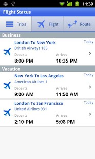 Flight Status- screenshot thumbnail