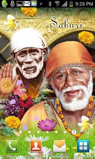 Shirdi SAI BABA Live Wallpaper - screenshot thumbnail
