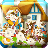 Tale - 7 Goatlings Puzzle Game