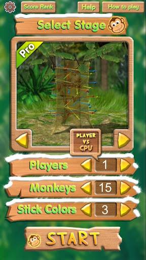 Dropping Monkeys Pro 3D