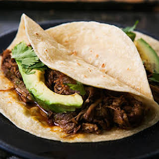 Slow Cooker Mexican Pulled Pork.