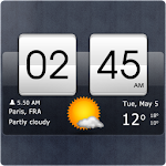 Sense Flip Clock & Weather 4.96.51