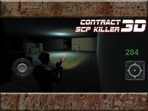 Contract SCP Killer 3D