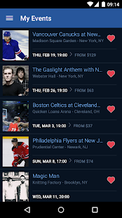 SeatGeek Event Tickets - screenshot thumbnail