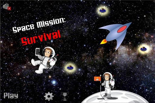 Space Mission: Survival