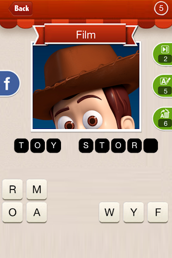 Film Quiz Guess the Movie