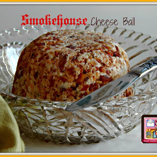 Smokehouse Cheese Ball