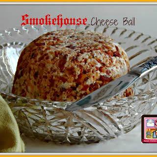 Smokehouse Cheese Ball.