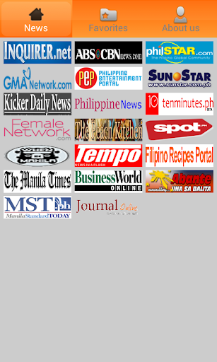 Philippines Newspapers.Tagalog