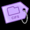 フォルダタグ CIFS Service icon