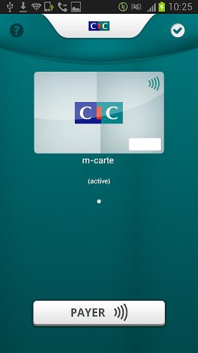 CIC Mobile M-Carte