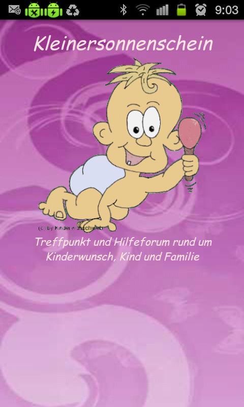 KiWuWeb die Kinderwunsch App- screenshot