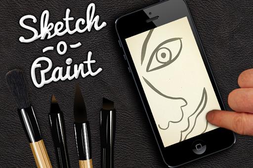 【免費工具App】Sketch O Paint-APP點子