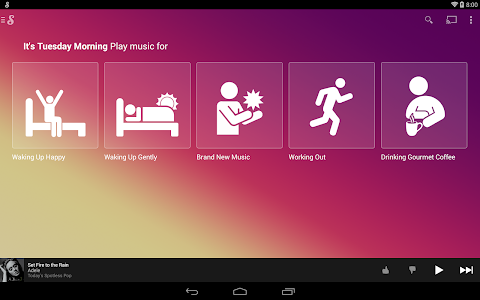 Songza v5.1.0.6 [build 51006]