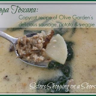 Zuppa Toscana Recipe--tastes like Olive Garden's!