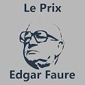 Le Prix Edgar Faure logo