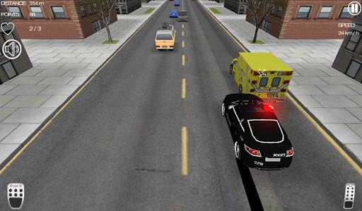 Police Car Racer 16 screenshots 5