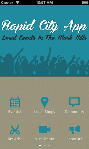 Rapid City App