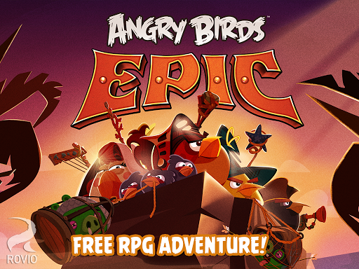 Angry Birds Epic v1.0.11 [Unlimited Coins/Gems/Crystals]