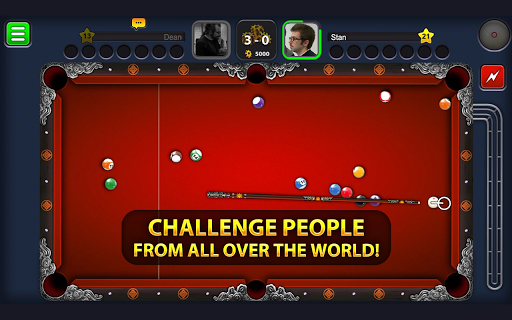 8 Ball Pool  gameplay | by HackJr.Pw 12
