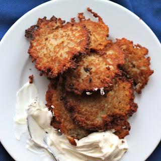 Bubbe's Hanukkah Latkes