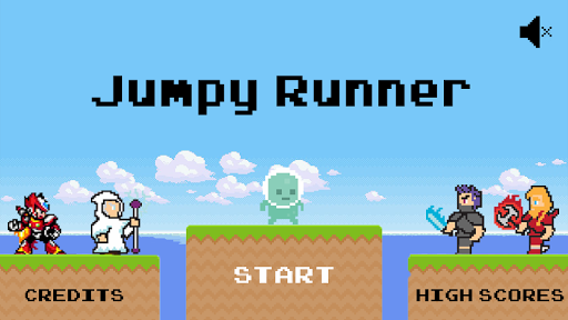 【免費休閒App】Jumpy Runner-APP點子