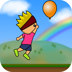 Tony catch the balloon for PC and MAC