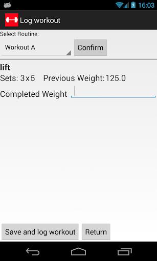 【免費健康App】Simple Workout Log-APP點子