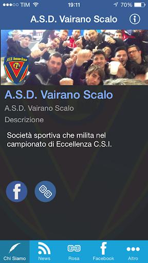 A.S.D. Vairano Scalo