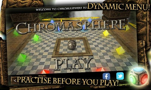 Chromasphere- screenshot thumbnail