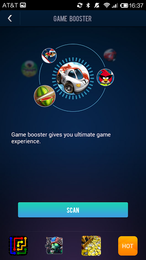 DU Speed Booster (Cleaner) - screenshot