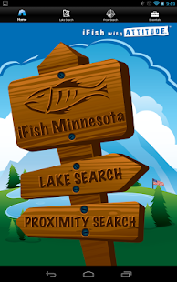 iFish Minnesota!- screenshot thumbnail