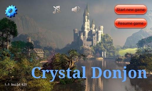 Crystal Castle screenshot